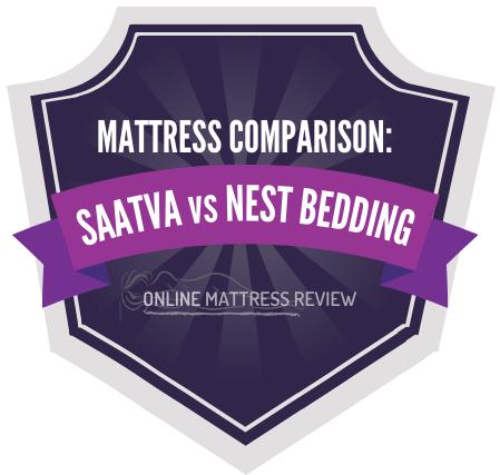 Saatva vs Nest Bedding - badge