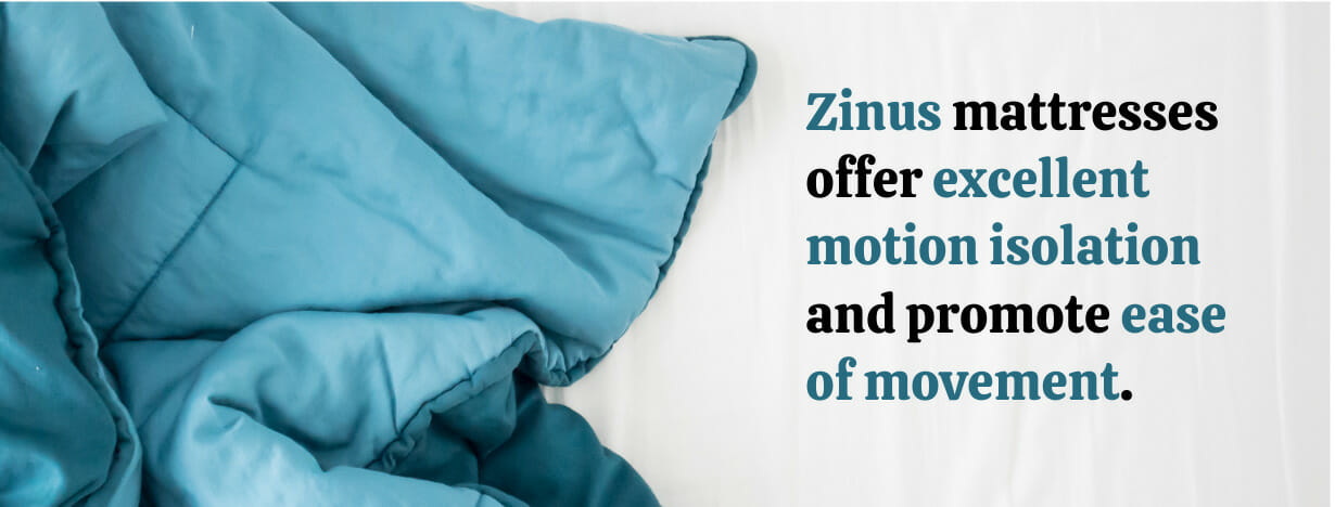 Zinus vs MyPillow fact 3