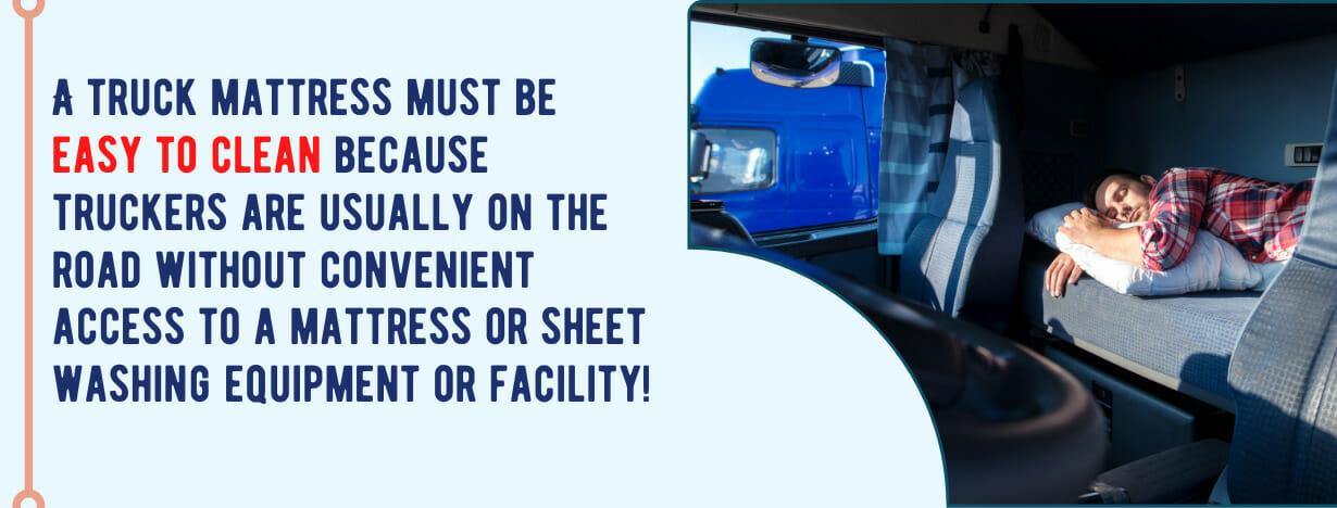 Best Trucker Mattresses fact 1