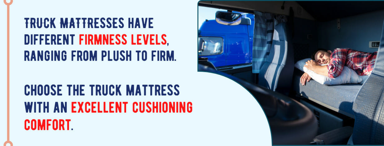 Best Trucker Mattresses fact 2