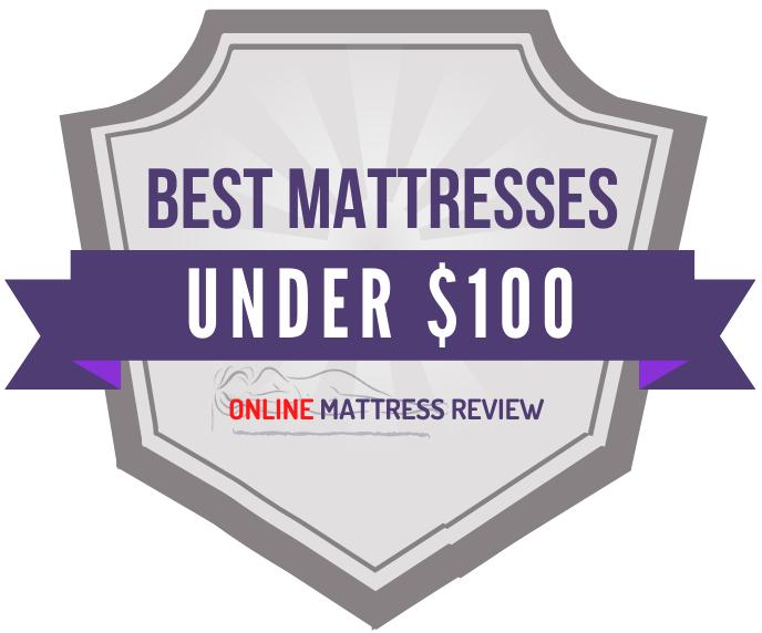 OMR_Best Mattresses Below $100- badge